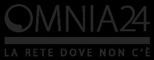 Omnia 24 logo per l'offerta Gaming Premium